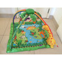 Tapete Bebê Fisher-price Rainforest Melodies & Lights Deluxe