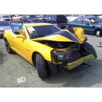 Sucata Chevrolet Camaro Ss