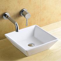 Cuba Banheiro De Sobrepor Porcelana Vitrificada Linda 8065