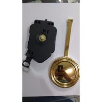 Maquina De Relógio De Parede Com Pendulo
