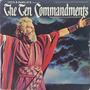 Lp Elmer Bernstein - Music From the Ten Commandments Original