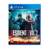 Jogo Resident Evil 2 - Ps4 - Re2