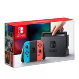 Nintendo Switch 32gb Original Pronta Entrega