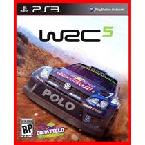 Wrc 5 Fia World Rally Championship Ps3 Psn