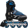 Patins Rollers B Future Inline Bel Sports Azul Original