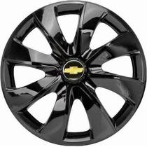 Calota Aro 13 Linha Prime Black Gm Celta Corsa Prisma Classi
