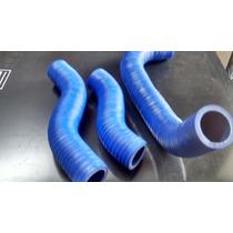 Mangueira Arrefecimento Silicone P/ Água Chevette 3 Peças