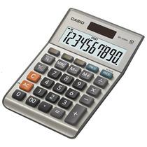 Calculadora De Mesa Casio Ms-100bm Visor Grande Original Nfe