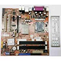 Kit Placa Mãe Itautec St 4150 + Processador Pentium 4 3.0
