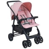 Carrinho De Bebê Burigotto Encosto Reclinável Tempus Lubiana