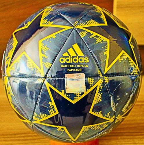 Bola adidas Finale Champions 19 Manchester Dourada. R  119 067ab8c67f71b