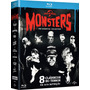 Blu-ray Coleção Monstros / Monsters The Essential Collection