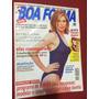 Revista Boa Forma Débora Bloch Atriz Mara Maravilha Estrela