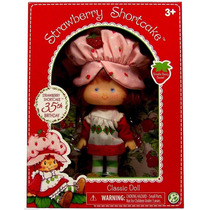 Boneca Moranguinho Comemorativa 35th Strawberry Shortcake