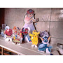 Pokemom= 10 Display De Mesa E 1 De Chão De 70cm