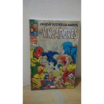 Coleção Histórica Marvel: Os Vingadores Lacrado