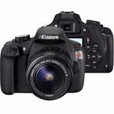 Câmera Canon T5 +18-55mm Nova - Revenda Autorizada Canon