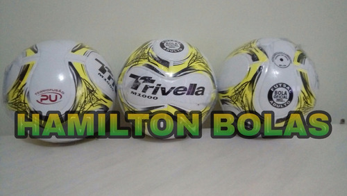 602b20bc02 Bola Futebol Futsal M100 Trivella 100% Original Brasil Gold