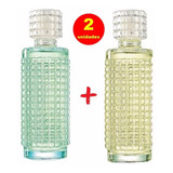 Kit 2 Perfumes Avon Cristal 115ml Cada Original