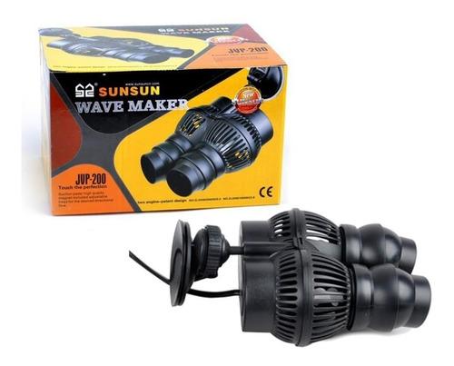 Bomba De Circulação Sunsun Jvp-200a 5000 L/h Para Aquários