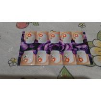 Adesivos Artesanais Para Unha Desenhados A Mão, 10 Cartelas.