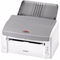Impressora Laser Mono B2200n Oki-semi-nova -frete Grátis