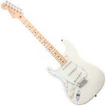 Guitarra Canhota Fender Stratocaster Standard Mexicana