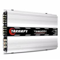 Modulo Amplificador Taramps Ts-800 X4 800w Rms 4 Canais