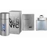 212 Men 100ml +mont Blanc Individual 75ml
