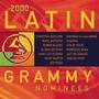 Cd 2000 Latin Grammy Nominees Ricky Martin, Zizi Possi, Shak