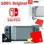 Nintendo Switch Proteção Original De Tela Película Oficial