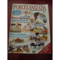 Revista Pintura Porcelanizada Acessórios Moldes N°5