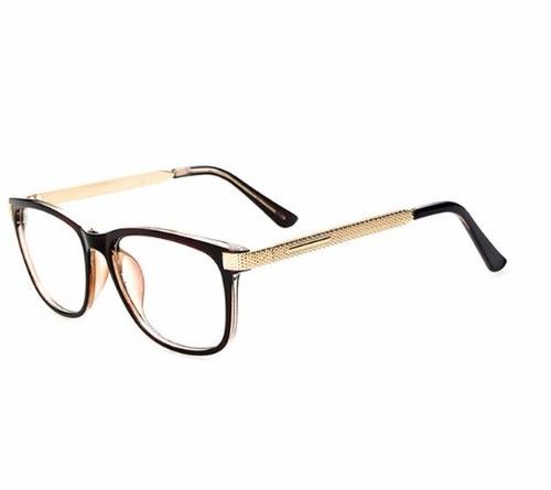 fd06fb883f508 Armação Óculos Acetato Quadrado Novo Masculino Feminino Da - R  41 ...