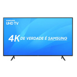 Smart Tv Samsung Led 49  Uhd 4k Un49nu7100gxzd Visual Livre