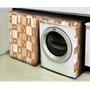 Capa Para Maquina De Lavar Roupas Lava E Seca Lg Prime Touch