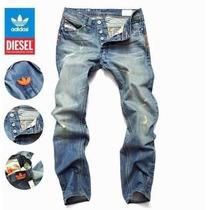 Calça Jeans Tam.44br Adidas+d-esel W36 - Pronta Entrega !