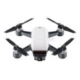 Drone Dji Spark Fly More Combo Con Câmera Hd Alpine White
