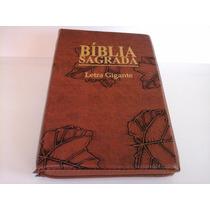 Mkb) Bíblia Sagrada João Ferreira De Almeida C / Ziper
