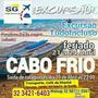 Excursão Praia Sol 20 A 24 Cabo Frio Rj Tudo Incluso