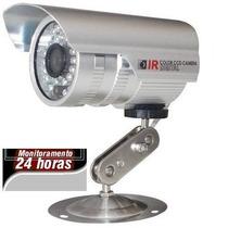 Câmera Profissional Infravermelho Ccd Sony 1/3 1600 Linhas