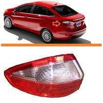 Lanterna Traseira Ford New Fiesta 2014 2015 Sedan Le