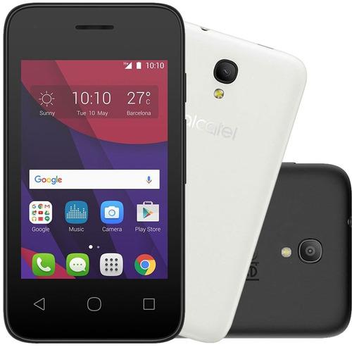Oferta Smartphone Alcatel Pixi 4 3.5 ´ ´ 4gb Dual Câmera 5mp
