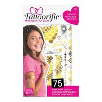 Acessórios De Beleza Tattoorific Metallic 1161