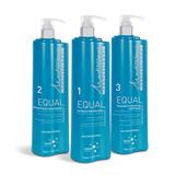 Kit Equal Tratamento  Mediterrani (3X1L)