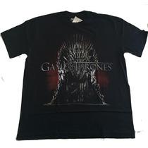 Camiseta Seriado Game Of Thrones Stamp