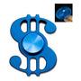 Dólar Alumínio Mão Dedo Spinner Fidget Desk Foco Toy Torqbar
