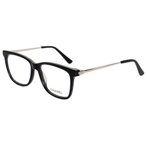 Armação P  Óculos D Grau Feminina Chanel Ch2132 Acetato 828bf29dd6
