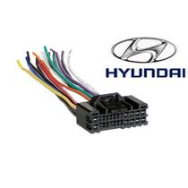 Cabo,conetor ,plug Femea Dvd Hyundai ,santa Fé, Vera Cruz