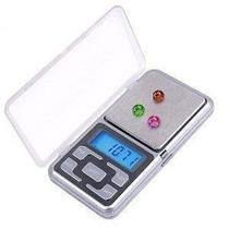 Balança Eletrônica Digital Pocket De Precisão Bolso Portatil