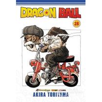 Mangá - Dragon Ball Panini Nº 28
